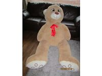 Very large bear toy