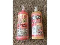 Soap & Glory Shower Gels (x2) 480ml size