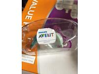 avent night dummies