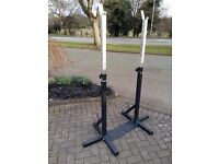 YORK WEIGHTS SQUAT STANDS