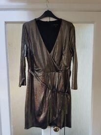 Ladies size 16 dress brand new