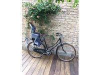 """Vintage Raleigh Superbe Ladies Vintage Bicycle 21"""" Bike Eroica"""