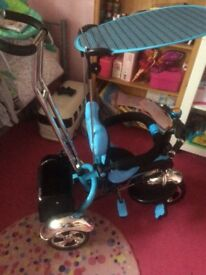 Trike great condition smoke and pet free home £25