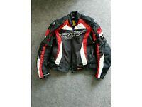 Men's large RST motorcycle gear