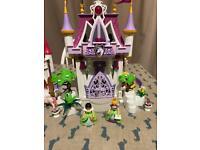 Play Mobeal princesses castle