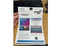 Full Weekend Isle Of Wight Festival Paper Ticket 2021