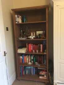 Hemnes solid wood IKEA bookshelves