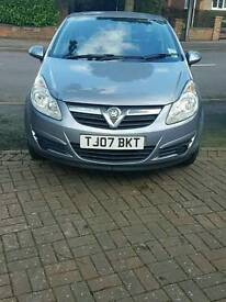 Vauxhall Corsa 1.0L- 1 Owner + Low Mileage