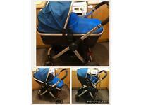 Mothercare Journey travel system birth - 3 years pram