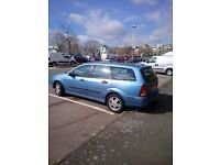 Ford Focus 1,8D estate, 2003