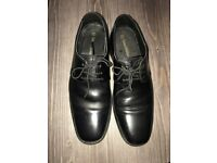 Mens formal shoes.