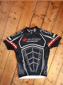 Men's/Boy's summer cycling outfit size U.K. Small