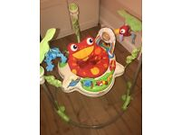 Jumperoo fisher price wallsend