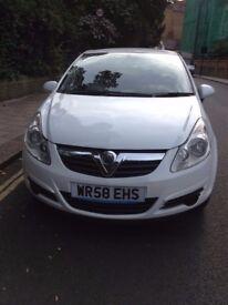Vauxhall Corsa Derived Van 1.2