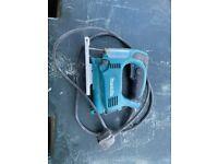 Makita 4329 Orbital Action Corded Jigsaw Kit