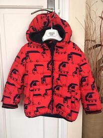 Next Children's Puffa Jacket - Age 1.5 -2 years