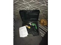 Hitachi drill 110volts corded