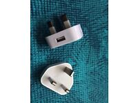 Genuine Apple 5W USB Power Adapter (standard)