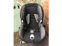 TWO Car Seats - Maxi Cosi Stage 2 Priori XP (£35 each but £60 for both)