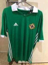 Northern Ireland NI shirt large