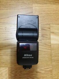 Nikon SB600 speedlight