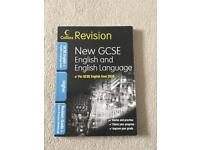 GCSE English language revision textbook