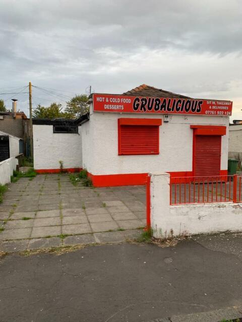 Hot Food Commercial Premises To Letfor Sale In East End