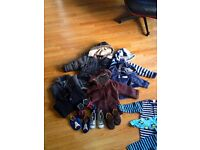 Boundle of boys clothes size 9-18 months