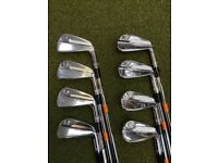 Wilson Staff Model Blade Irons - 3-PW - Dynamic Gold S300 Shafts