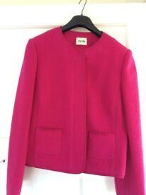 Ladies Viyella Jacket Size 10