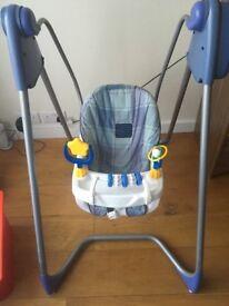 Baby swing Graco £15