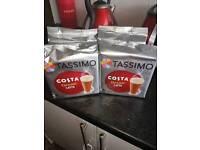 Tassimo coffee pods