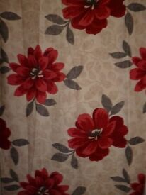New Curtains, 62x90, Lounge Dinning room or Bedroom