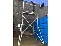 Alto 5.4 m WH alloy scaffold tower