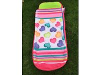 Girls junior camping Ready Bed