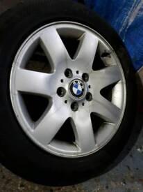 Alloy wheels NEW TYRES bmw vivaro