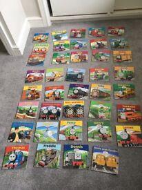 My Thomas story library books