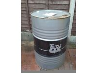 Oil Drum 200L (Delivery Available).