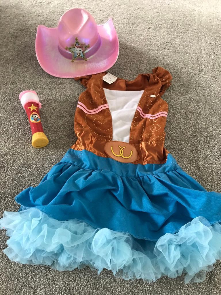 Sherriff Callie cowgirl outfit girls