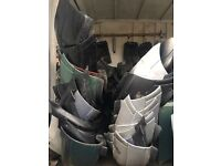VAUXHALL ASTRA & ZAFIRA, FRONT BUMPERS, FOR SALE