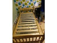 Bunk Bed, Good Condition, Must Go, ( No Picture of bunk due to dismantle)