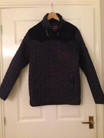 Navy Men's Jacket (Small)