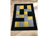 Carpet Fashion Mixed Color Mind Condition 120x160cm