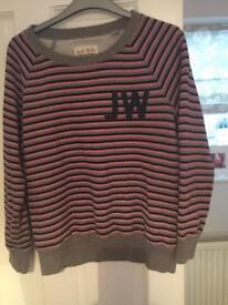 Jack Wills stripy jumper