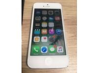 Apple Iphone 5 64gb Factory Unlocked in White
