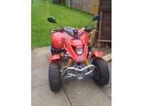 Quad bike for sale