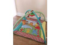 SELL Baby Safari Lights and Sounds Playmat