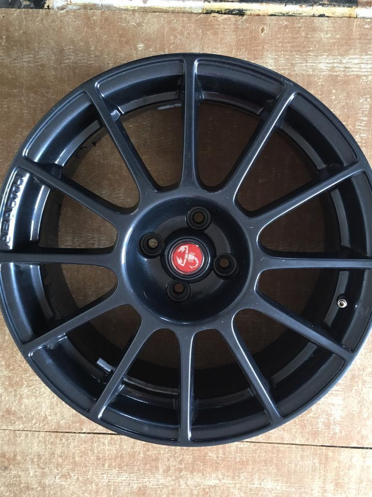 Fiat 500 abarth alloys | in Royston, South Yorkshire | Gumtree