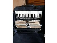Hohner Atlantic IV Accordian and Case