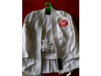 Child's karate outfit